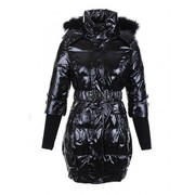 Moncler Women Long Black-max.com