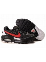 Nike Air Max Skyline Noir Rouge Chaussures-vente-max.com