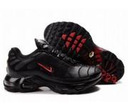 Chaussures Nike Air Max TN Noir Rouge-vente-max.com