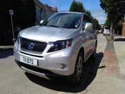 Lexus Rx Lexus RX 450h Advance with sunroof