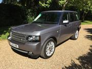 2012 LAND ROVER vogue