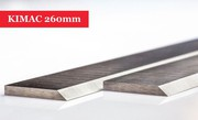 Get Online KIMAC Planer Blades 260mm to suit KIMAC machine - 1 Pair