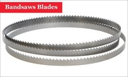 Bandsaws Blades for Cutting Metal Plastic Wood Online @ UK