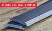Metabo 0911062119 Pair Disposable Planer Blades DH330 Planer Thickness