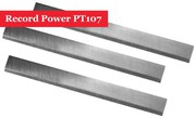 Record Power PT107 Planer Blades Knives - Set of 3 Online At UK