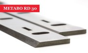 METABO RD 30 Planer Blades Knives Resharpenable - 1 Pair @ Online