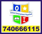 Oxford Play School | Nursery | Junior Kg | Senior | 7406661115 | 1246